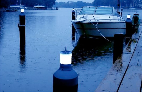Deck, Dock and Pier Lights