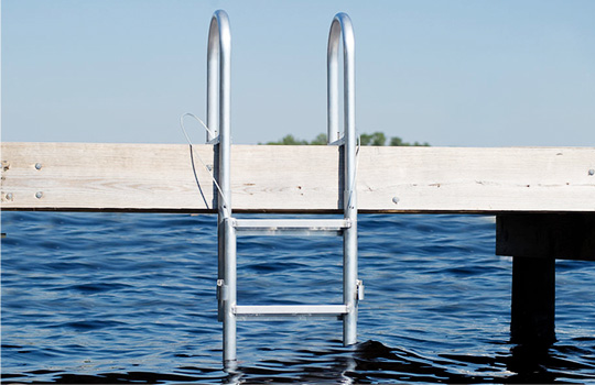 Ladders and Swim Platforms