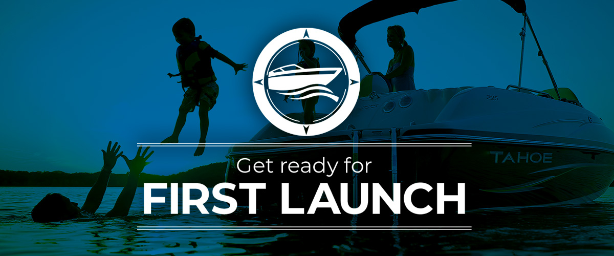 Get ready for First Launch