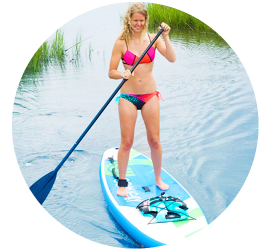 Stand-Up Paddleboards and Accessories